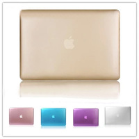 New  laptop Matte Hard Protector Cover  Case for Macbook Pro 13 13.3  15 inch freeshipping