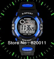 wholesale!Fashion sports digital watches,shock watch ,Digital And Analog Multifunctional Watches New 2014 ,free shipping