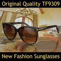 Brand Vintage Designer Fashion Original Sunglasses Women Tom TF9309 Toms Glasses Retro Sun Eye Glasses Oculos Do Sol feminino