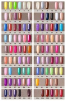 FREE SHIPPING 0.25floz  factory outlet polish high quality as cnd shellac   CANNI#30917-094