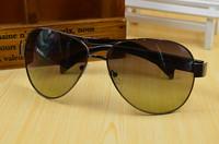 free shipping Sunglasses sunglasses driving mirror driver anti-uv large frame large sunglasses
