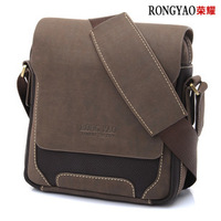 Free Shipping New Canvas Man Bag Authentic European And American Classic Retro Bag Men Messenger Bags