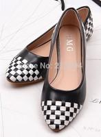 Free Shipping  comfortable flat shoes Women's flat   shoes European size 35--40 flats