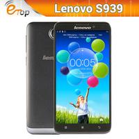 Original Lenovo S939 6 inch 1280*720 IPS Screen MTK6592 Octa Core 1.7Ghz 1GB 8GB Dual Camera Dual SIM WCDMA Android 4.2