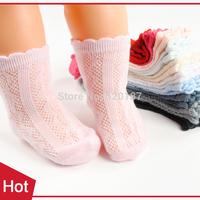 12Pairs New 2014 Summer Baby Socks Cotton Bebe Socks Boy Socks Socks For Children For 0-2 Years -- SKA06 PT09 Wholesale
