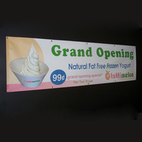 Durable Oxford Fabric Advertising Hanging Banner
