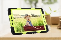 For ipad mini 2 case cover fashion silicone new brand Pepkoo 7.9 inch  with stand and stick onto the wall and glass