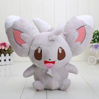 "5pcs Anime 11"" New Pokemon Minccino Rare Plush Soft Toy Doll in opp bag"