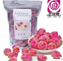 100 Natural Chinese Fresh 50g Pink Peony Rose Bud blooming Flower tea Healthy Beautiful for Women