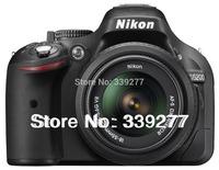 Nikon D5200 kit (18-55VR) Black
