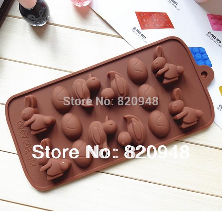 de chocolate hecho a mano de bricolaje de la magdalena molde molde de ...