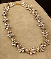 ( Min order is 10usd) Mix order !! ( Min order is 10usd) Mix order !! women rhinestone necklace for women best price  ZW 5028