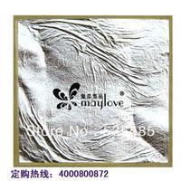 Free shipping!100% pure silver 11 * 11cm white silver foil paper really pure silver 999 silver decorative gilding