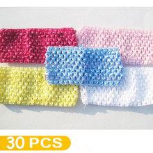 head bands crochet promotion