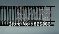 Free shipping (10000 pieces/box ) plastic tagging  gun STD PIN (this is smaller, NOT stardard)  black 8MM