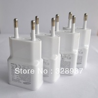 500pcs/lot  EU Travel Adapter ETA0U90EWE AC Wall Charger For Samsung Galaxy Note Phone Accessories Free DHL