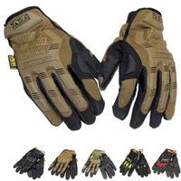 MECHANIX  M-Pact IV  Motocycle Racing MTB Bicycle Cycling Camping Military Combat Airsoft Paintball Hunting Shooting Glove