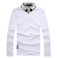 Mens Fashion Brand T-Shirt O Neck designer t-shirt mens long sleeve t-shirt Slim Fit Leisure Stylish bMANurb1  logo 4XL
