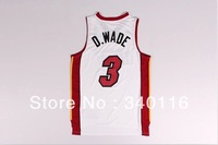 Free Shipping,2014 Miami nickname basketball jersey #3 D.Wade jersey,Embroidery logos