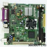 Intel dual core four thread ATOM330 D945GCLF2 D945GCLF2D industrial MINI 17*17CM 8*USB board 100% TESTED OK BEFORE SHIPPING