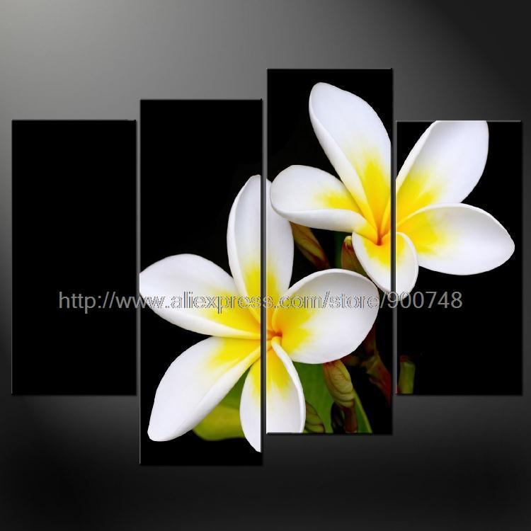 Tropische Bloemen Kopen Tropische Bloemen Kunst Aan de Muur Foto Cascade Vele Maten Gratis Kunst