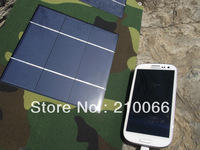 free shipping 5pcs/lot solar charger 10W 5V solar bank hight effeciency waterproof foldable flexible mobile ipad iphone 2*USB