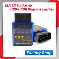2014 Latest Version MINI ELM 327 Bluetooth Vgate Scan OBD2 / OBDII ELM327 V1.5 Code Scanner