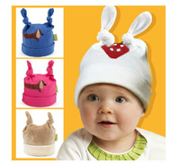 Fashion New Cute Baby Hats & Caps Children's Hats Animals Cotton Caps For Baby Clothes Accessories Free Shipping