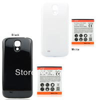 10PCS  Hot selling 6200mAh Extended Battery With Door Cover Case For Samsung Galaxy S4 i9500 STTOW E0131