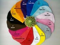10pcs/lot free shipping baby hat baby cap infant cap Cotton Beanie Infant Hat Skull Cap Toddler Boys & Girls Hats H04