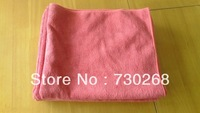 Free Shipping Wholesale 50X60cm 400gsm Microfiber &Micro fibre Towel Home Cleaning Cloth Dust Towel Car Polishing Cleaning