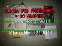 Free Shipping 100% Original New MiniPro TL866A Programmer / TL866 Universal MCU Programmer + 10 free Items