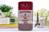 24 species pattern transparent side case for Samsung Galaxy Mega 5.8 case Samsung Galaxy Mega case i9150 case i9152 cover,10PCS