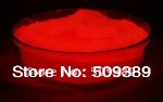 glow  pigment glow powder red glowing free sample available