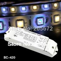 DC12V-DC24V 4CH Constant Voltage RGBW controller with Push Dim port
