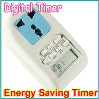New Energy Saving Timer Programmable Electronic Timer Socket Digital Timer EU Plug