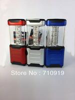 TIROL T20657c  Wholesale 12pcs/Lot LED Flash Light Adjustable Portable Colouful Mini Camping light Outdoor  Light
