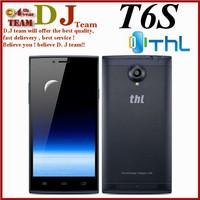 Original THL T6S T6 pro mobile phone MTK6582 Quad Core 1.3Ghz 1G 8G Dual sim card 3G smartphone