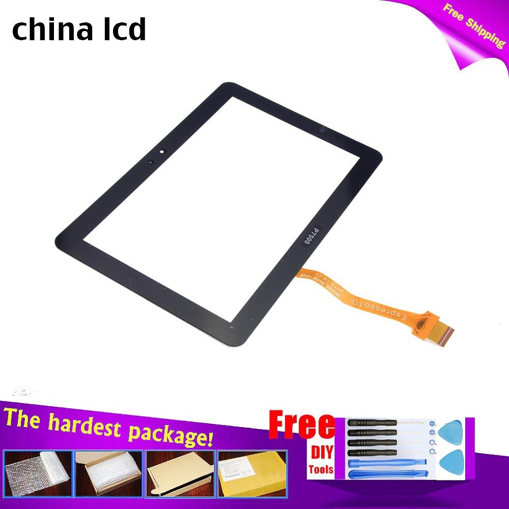 Панель для планшета 10.1 SAMSUNG P7500 + P7500 touch чехол для планшета samsung flat screen protector p7500 p7510 p5100 p5110 n8000 n8010