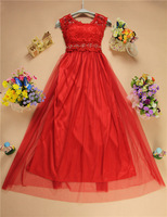 New Fashion Women's Vest Long Evening Party Prom Bridesmaid Wedding Dress+Free Shipping