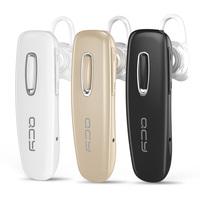 Voice qcy jack j02 bluetooth earphones interaural mini stereo 4.0 wireless headset