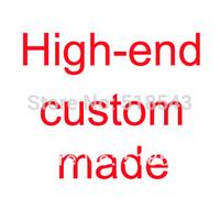 Free shipping 2014 new Princess bride wedding dress High-end custom laciness bow wedding dresses High-end custom