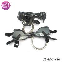Specials!SRAM X7 Original Bicycle Derailleur Cycling Derailleur Mountain Bike Derailleur sets 9 Speed / bicycle parts