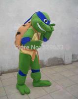 Teenage mutant ninja turtles mascot clothing sales, the adult size teenage mutant ninja turtles mascot costume, free shipping