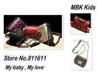 2014 New Brand Cross Chain Fashion Designers Womens Hand Bags Girls Mini Handbags Ladies Cchannel Shoulder bag children bags