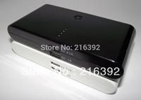 wholesale 5pcs/lot 20000mah Power Bank 20000 mAh Portable External Backup Battery Charger Dual USB for Samsung HTC ALL