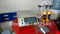 Free Shipping,100% warranty Brand New Gear pump liquid filling machine (3-4000ml) for perfume,oil,juice,water,sauce,milk