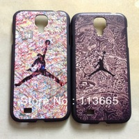 Free shipping dunking basketball case for Samsung Galaxy S4 i9500