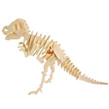 popular wood dinosaur