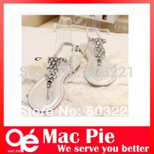2014 summer women sandals flat sandals for women summer shoes fashion sandals(China (Mainland))